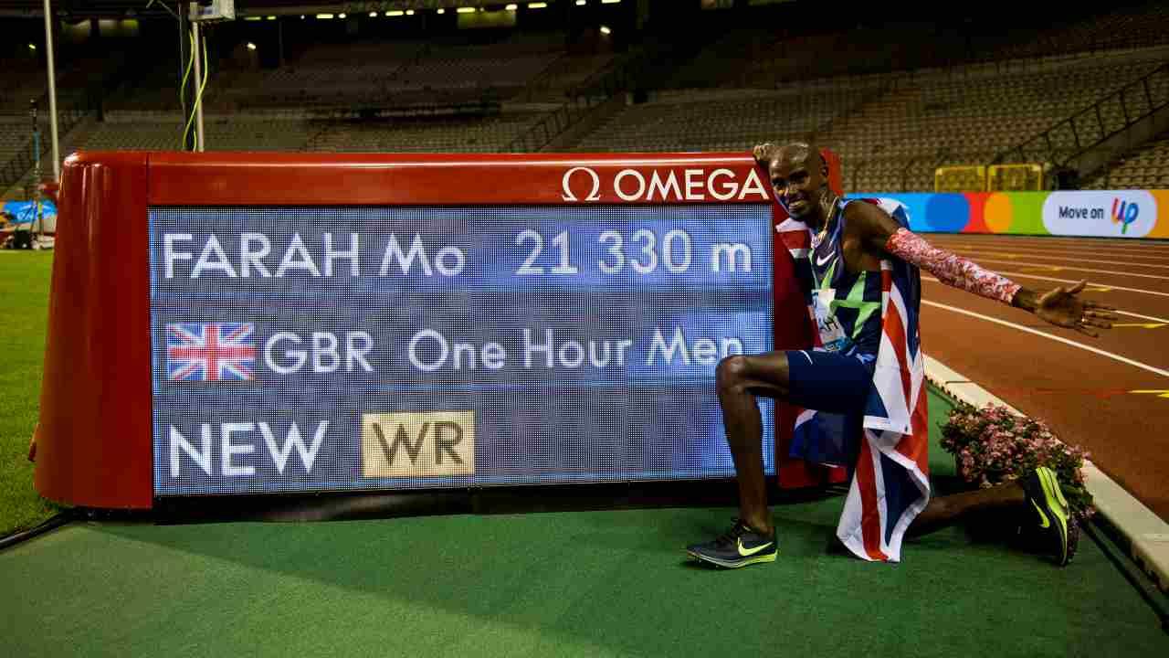 Atletica | Mo Farah, record al rientro. Vittoria nei 200 per Desalu