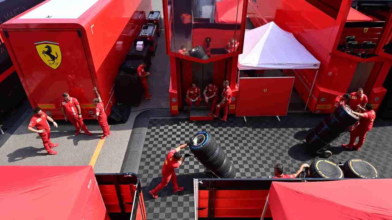 Formula 1 | Monza, oggi le prove libere. Tutte le novità