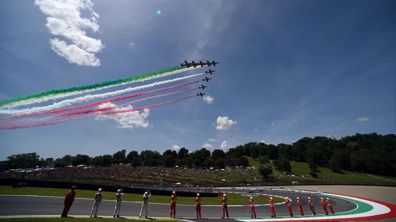 Formula 1 | Dalle 18 prevendita per il Mugello. Come acquistare i biglietti