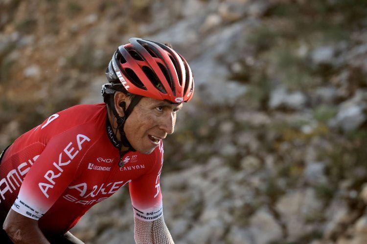 Nairo Quintana al Tour de France 2020