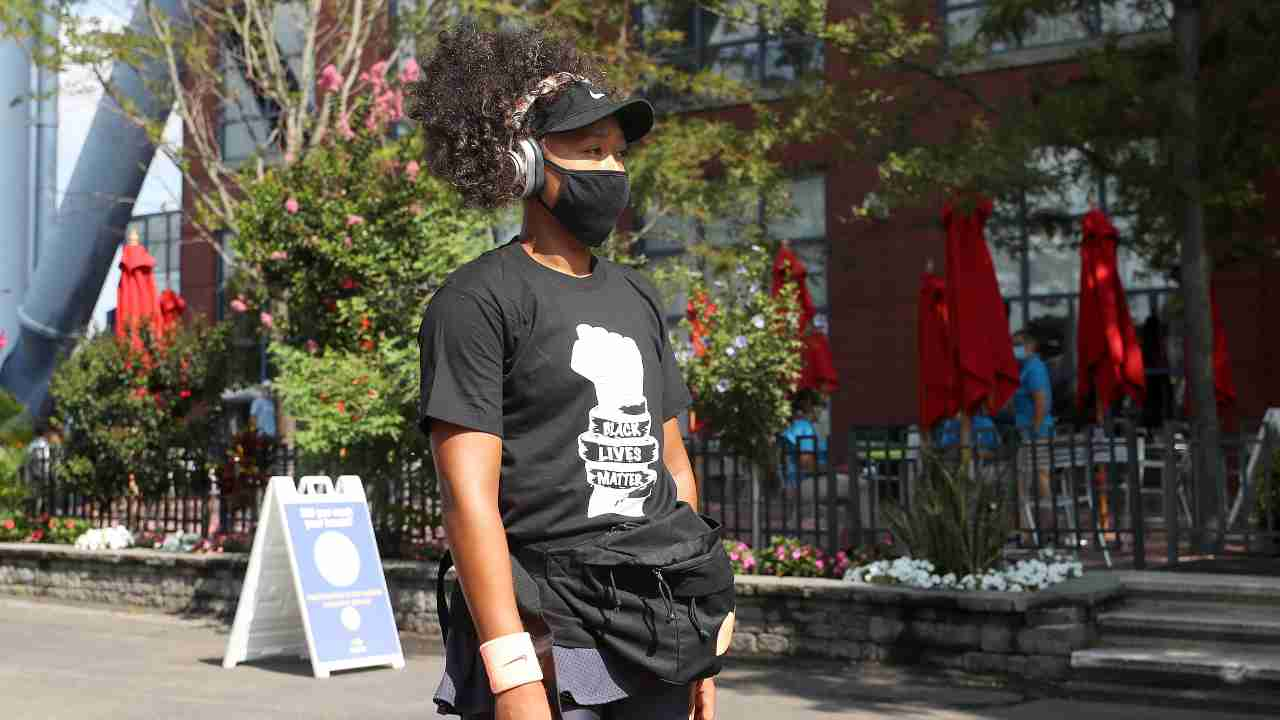 Tennis | Naomi Osaka: le sue mascherine contro il razzismo