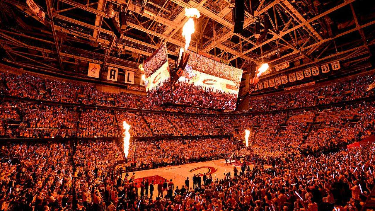 Basket Nba, si riparte (getty images)