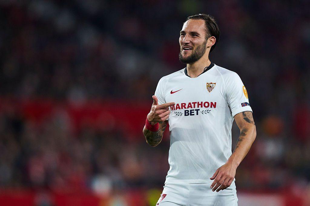Nemanja Gudelj giocatore del Sevilla fc positivo al covid 19