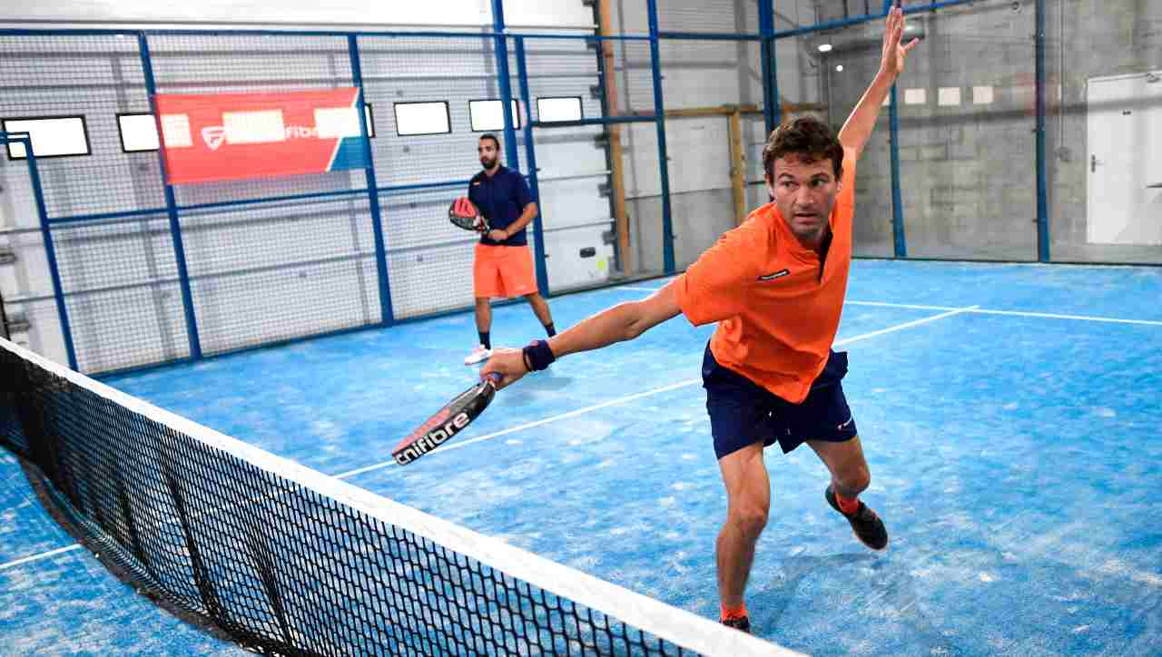 Padel Sport (Getty Images)
