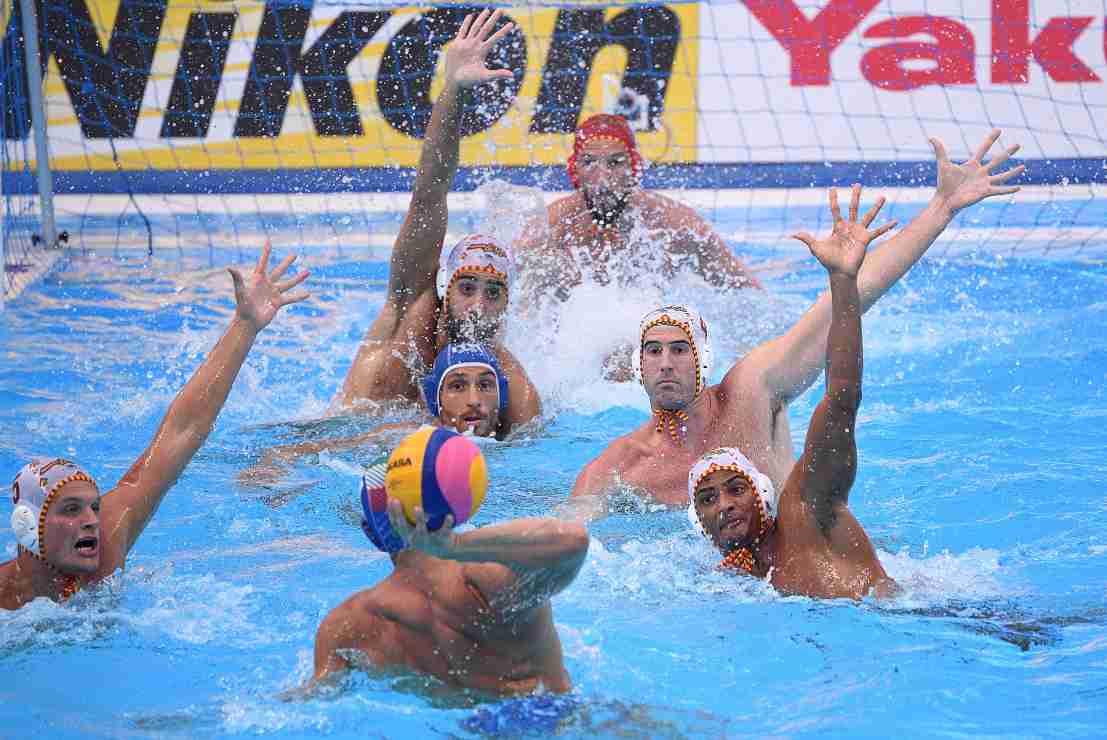 Pallanuoto Coppa Italia