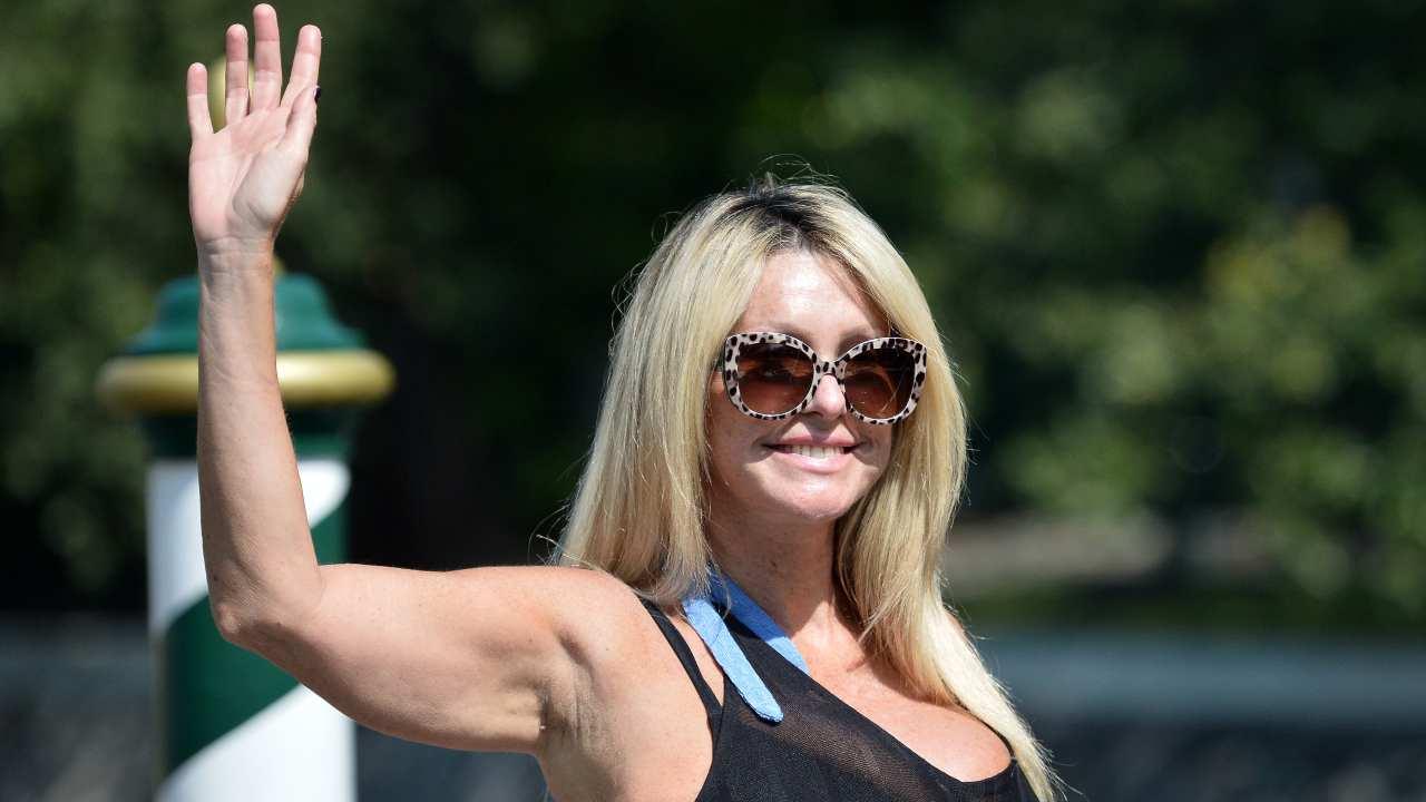 Paola Ferrari parla della Juve ripescata. Massacrata sui social