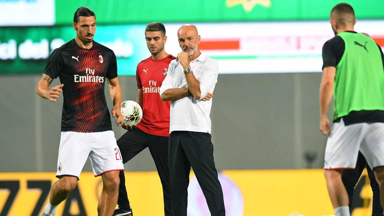 Milan | Le parole di Pioli alla vigilia del match di Europa League