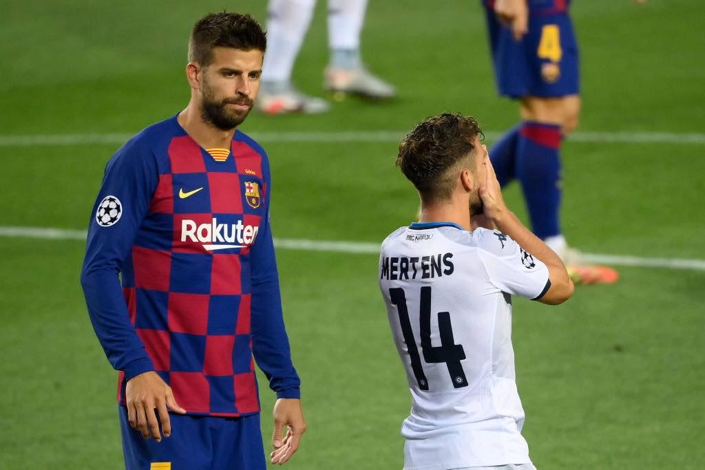 Pique dopo la sconfitta contro il Bayern Monaco di 8-2