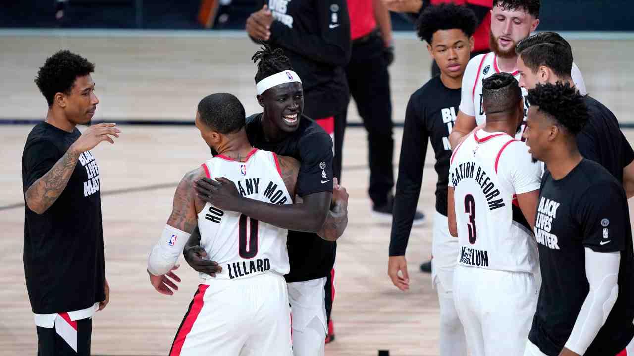 Basket Nba | Blazers e Grizzlies al Play In. Il tabellone completo