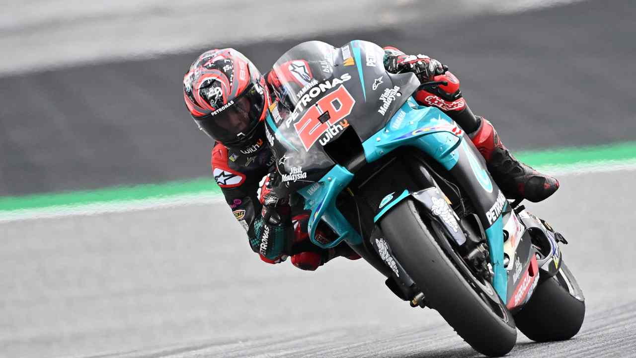 MotoGp di San Marino, Rossi il più veloce nelle terze libere