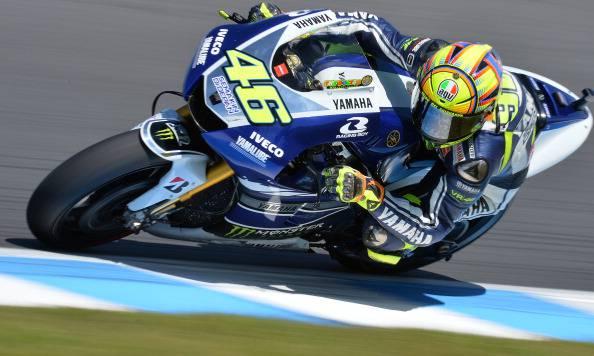 """Moto Gp. Rossi: """"Marquez l'uomo da battere. Sarà un Mondiale interessante"""""""