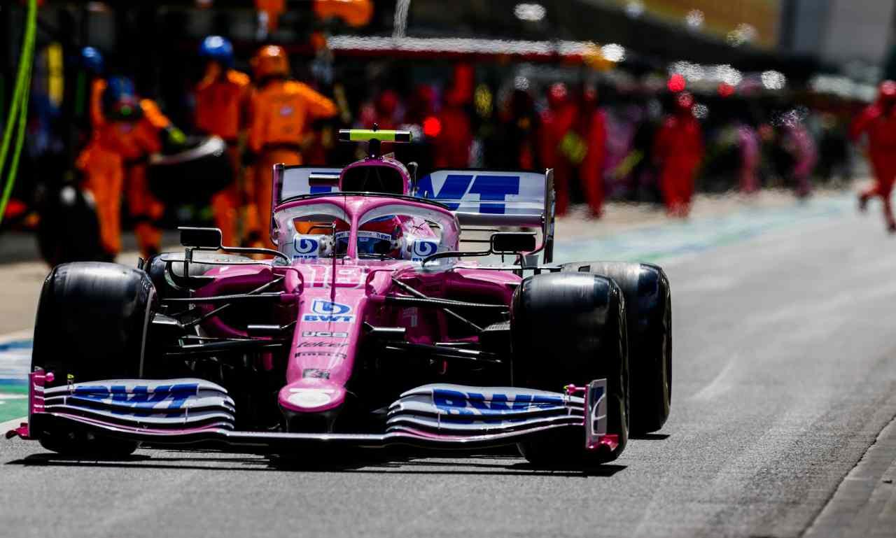 Le accuse della Ferrari alla Racing Point