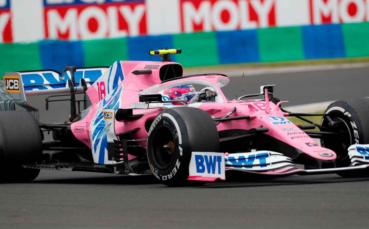 La Racing Point sceglie il sostituto di Perez