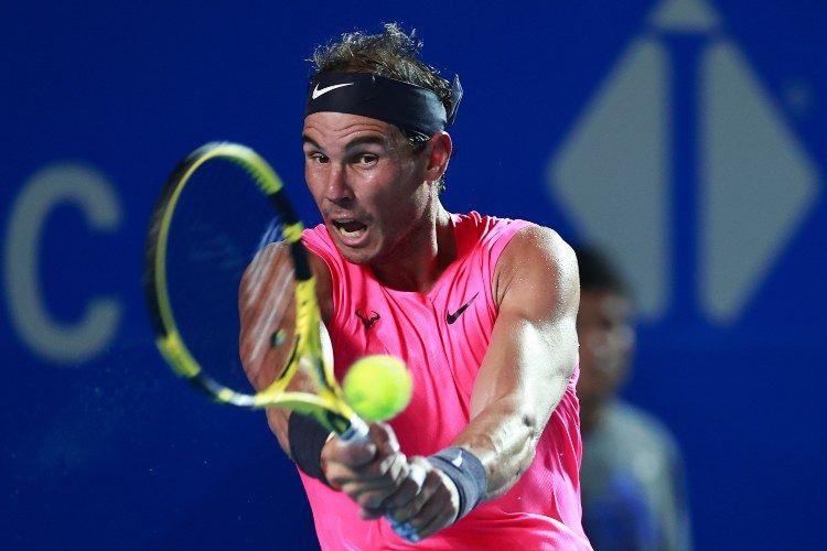 Tennis: Nadal rinuncia agli Us Open, cancellato il torneo di Madrid