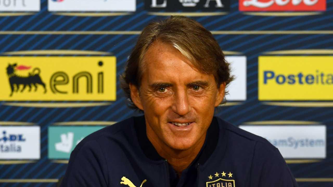 Nazionale   Mancini vuole l'Europeo ed il rientro di Zaniolo