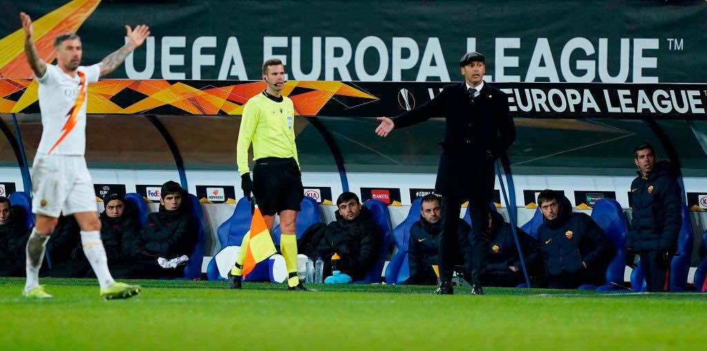 A.s. Roma in Europa League contro il Sevilla