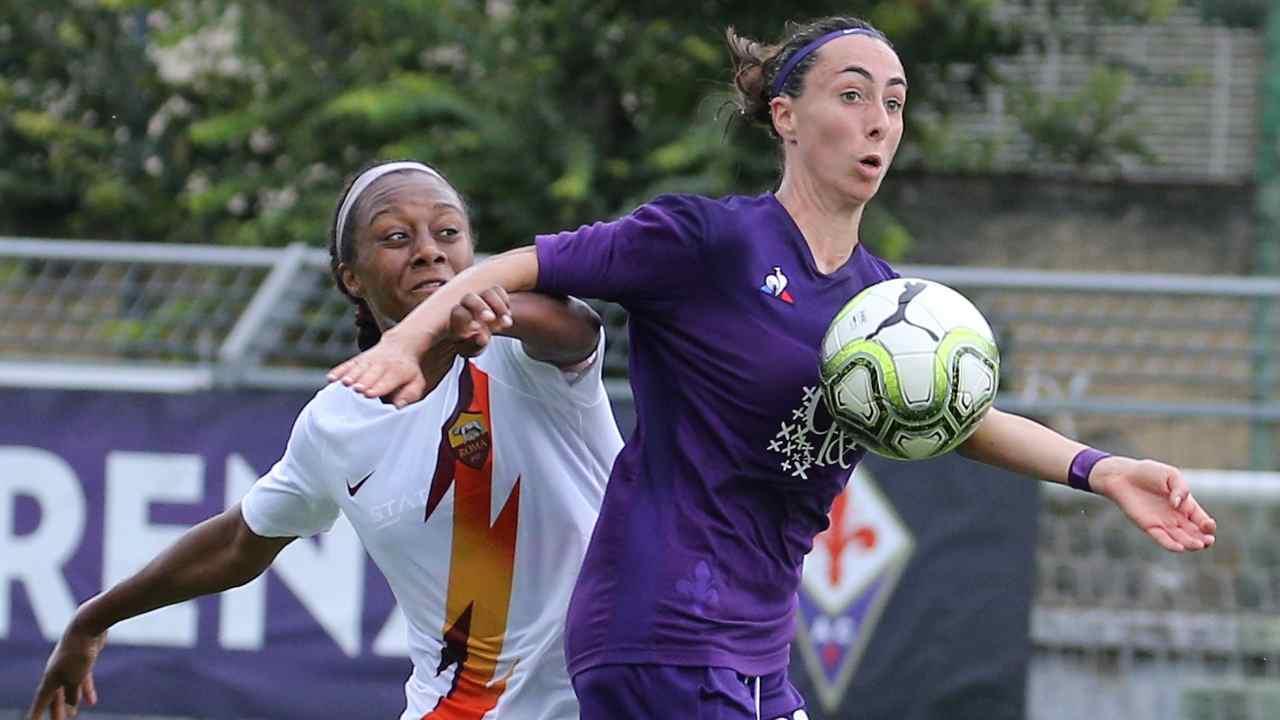 Martina Sclavo rinnova con la Roma Calcio Femminile