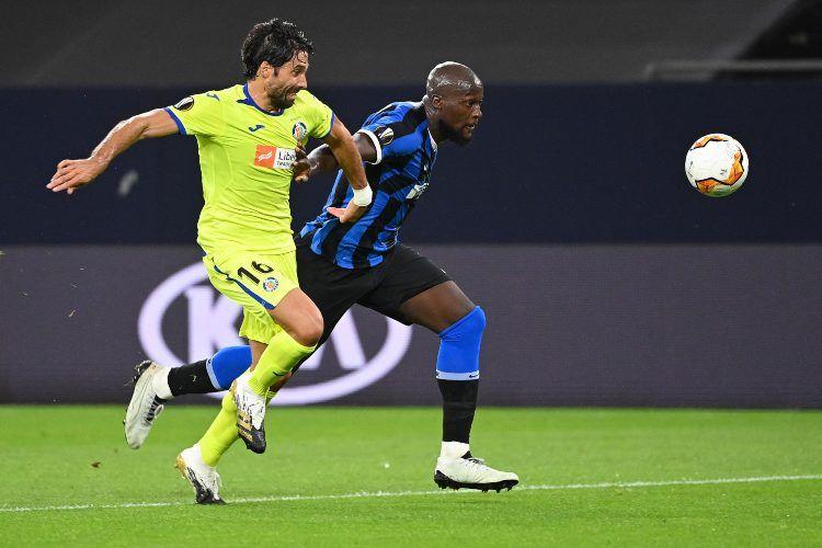 Romalu Lukaku Inter Europa League
