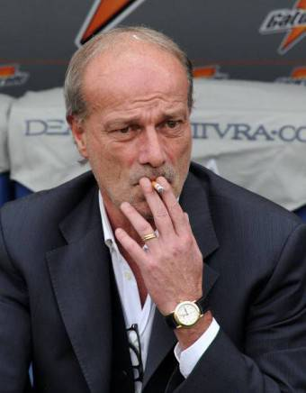 Walter Sabatini, DS del Bologna Osimhen