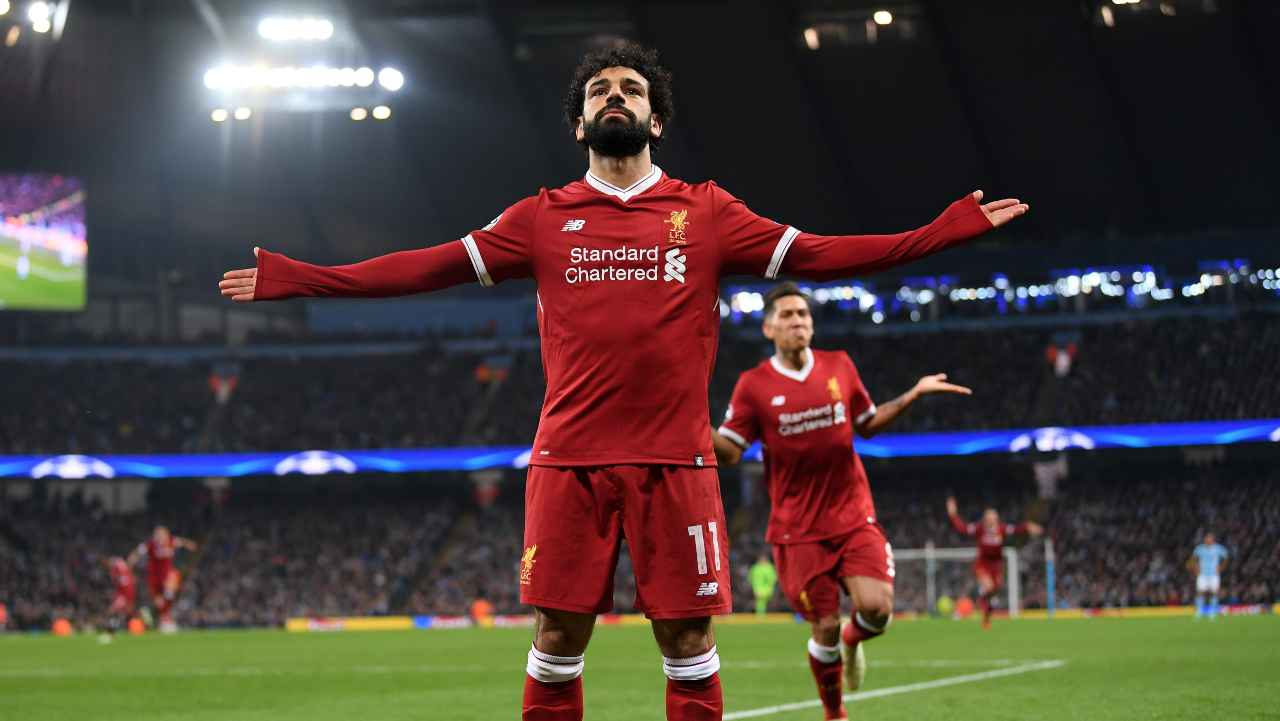Salah Liverpool (Getty Images)