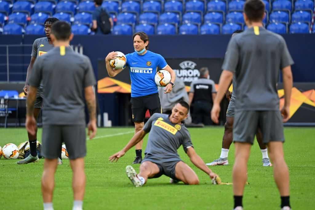 Probabile formazione Inter contro il Bayer Leverkusen