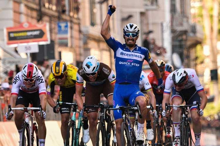 Milano-Sanremo, ciclismo, Julian Alaphilippe