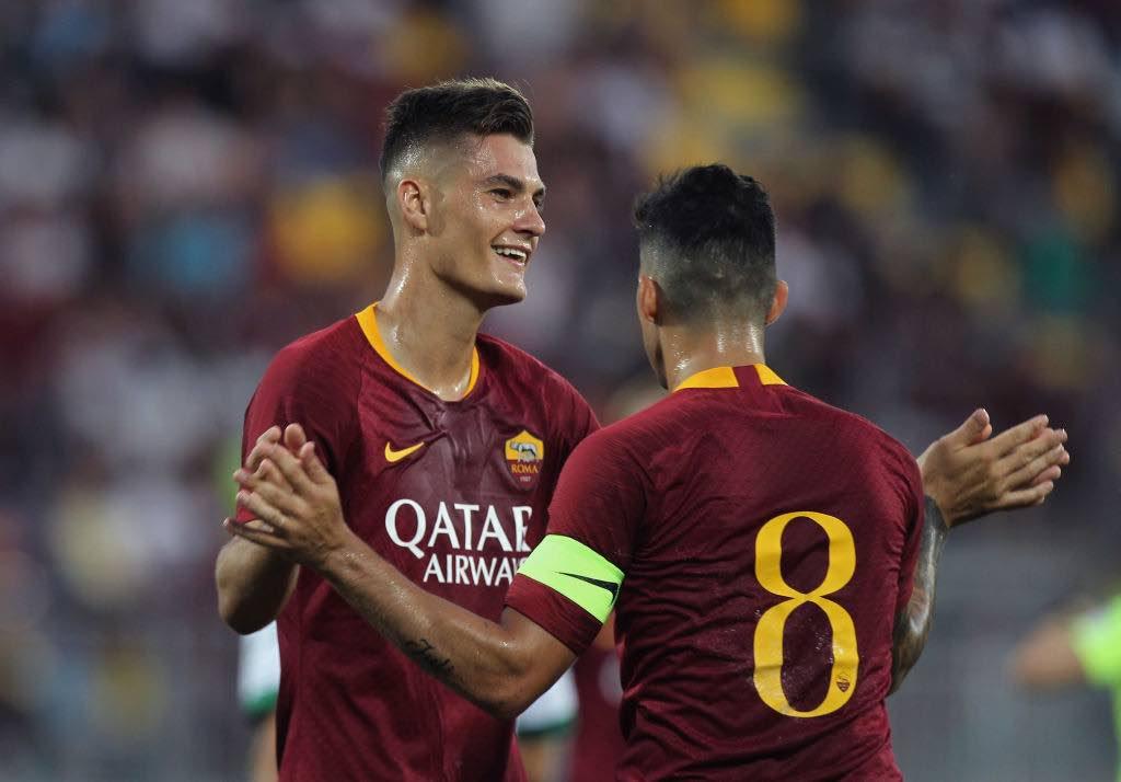 La roma ha venduto Schick al Leverkusen
