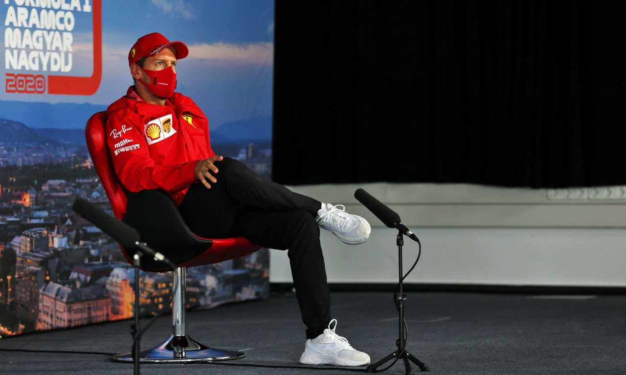 Vettel deluso dalla stagione