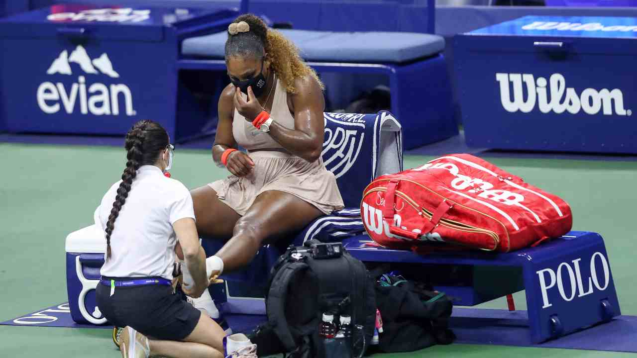Us Open | La Williams cede, in finale Osaka-Azarenka