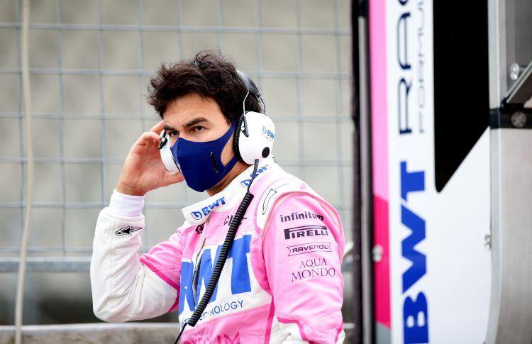 F1, Perez in isolamento precauzionale: 1° test covid non valido a Silverstone