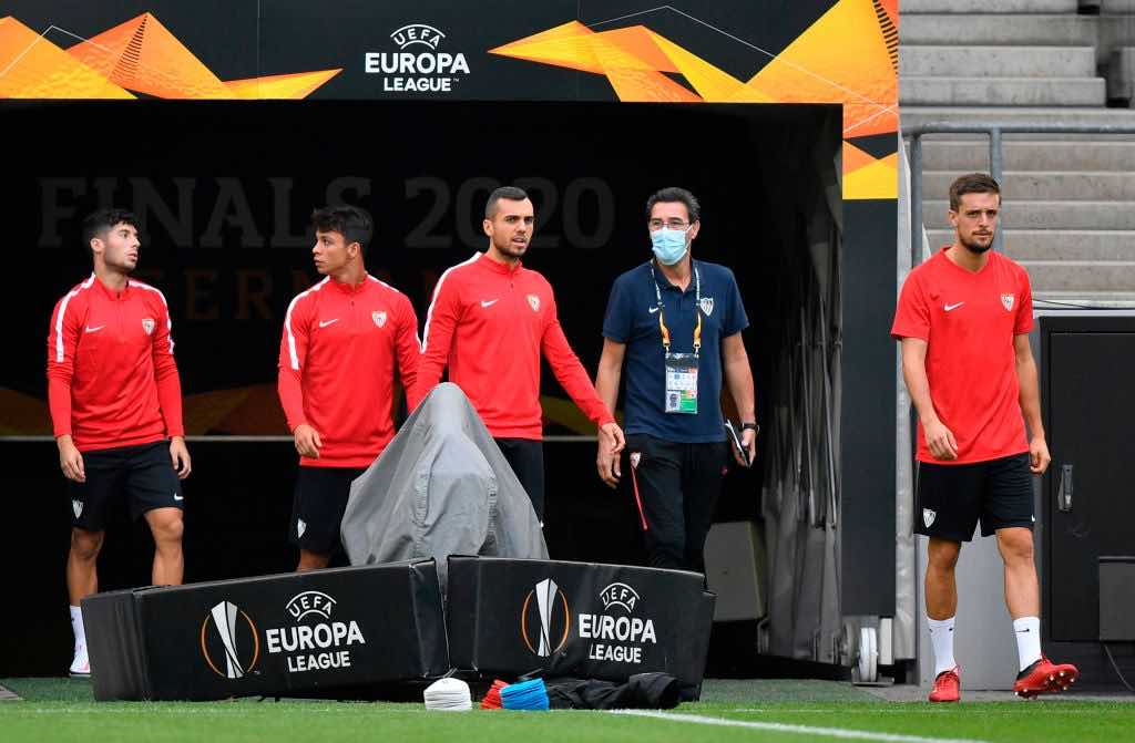 Semifinale di Europa League Siviglia Manchester Utd