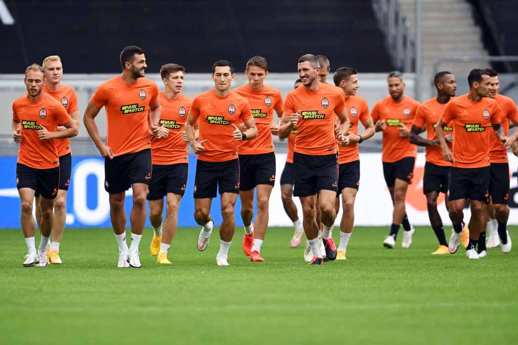 Shakthar Donetsk Inter semifinale di Europa League