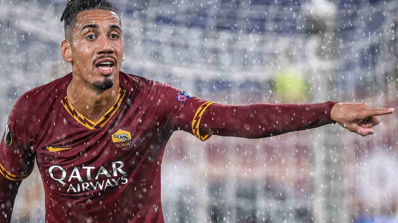 Smalling Roma (Getty Images)
