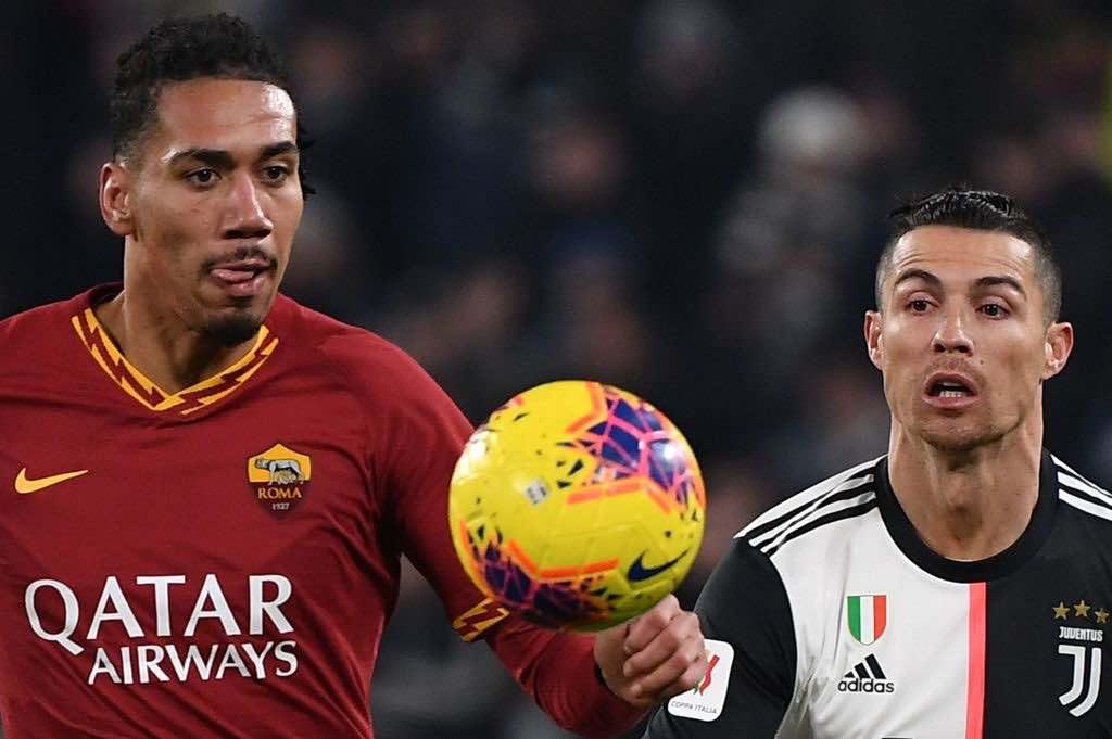 Smalling è un giocatore della as Roma
