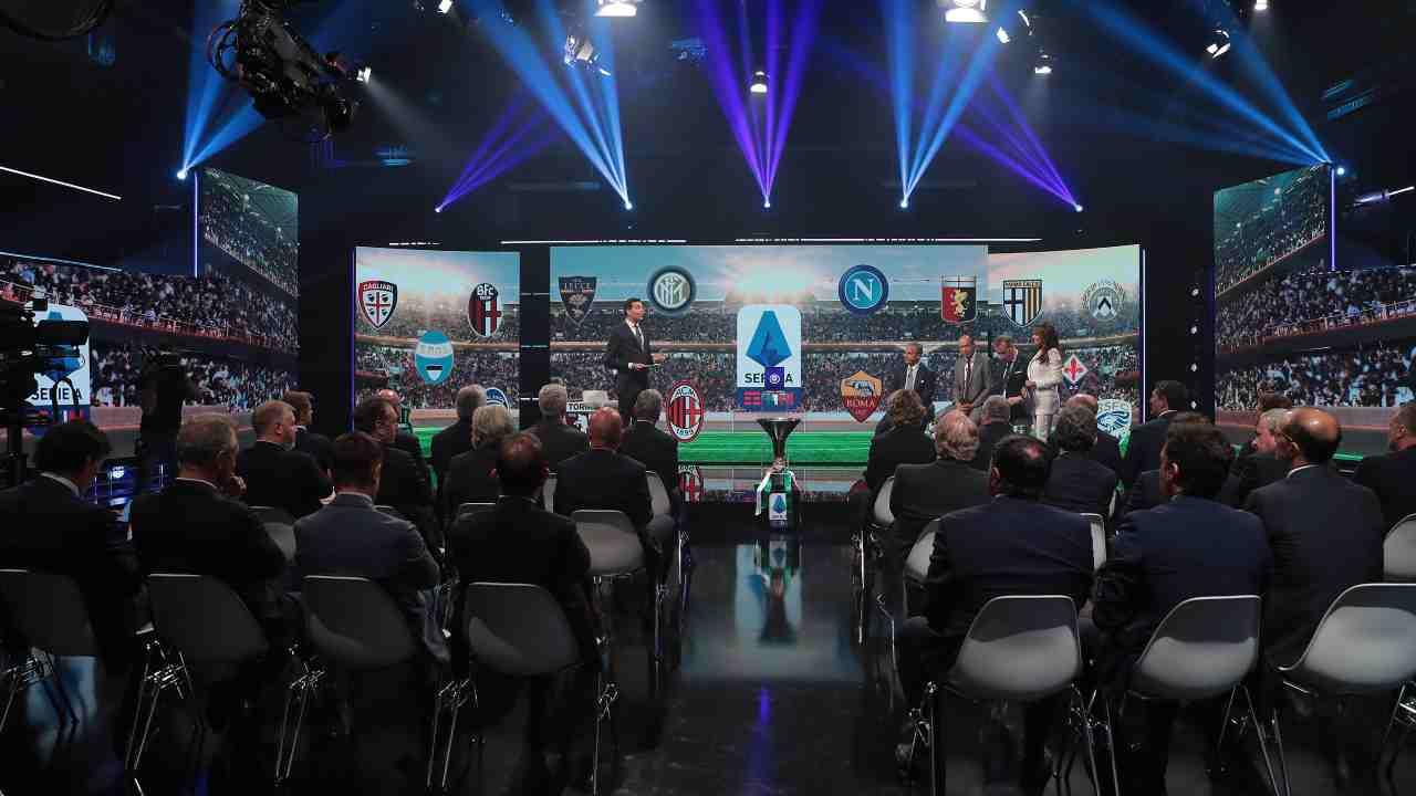 Serie A | Sorteggio, le dichiarazioni dei protagonisti