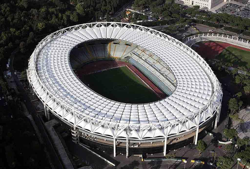 Serie A calcio Lazio Sassuolo