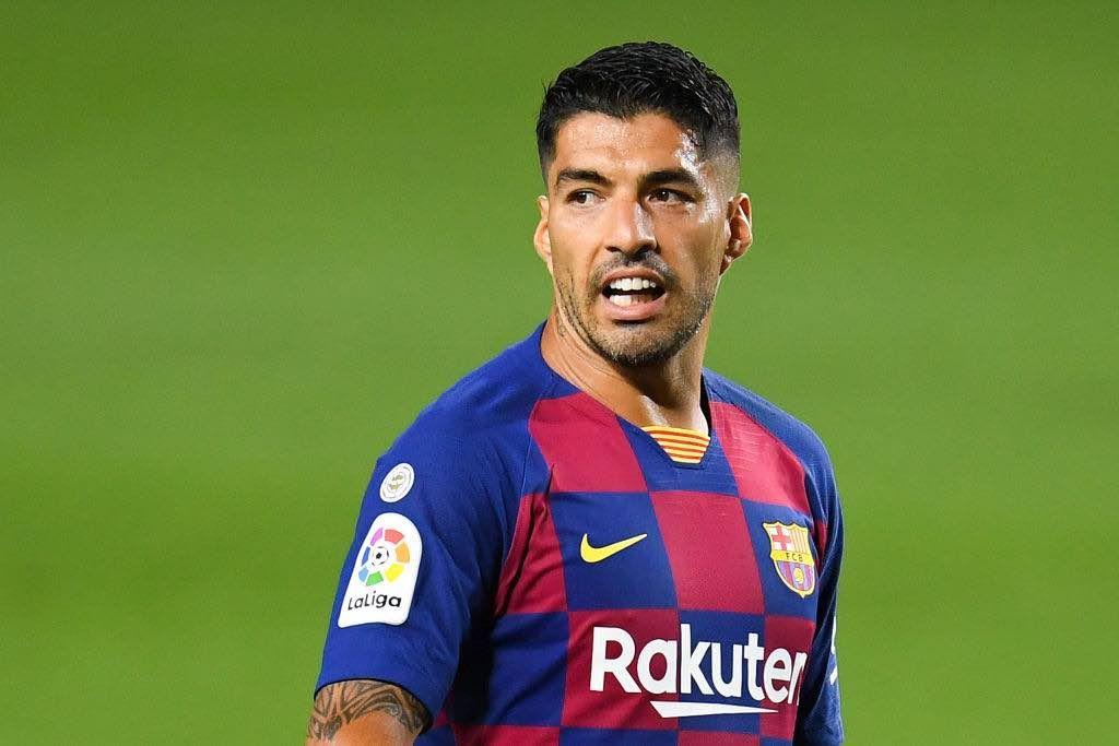 Suarez vorrebbe rimanere al Barcellona