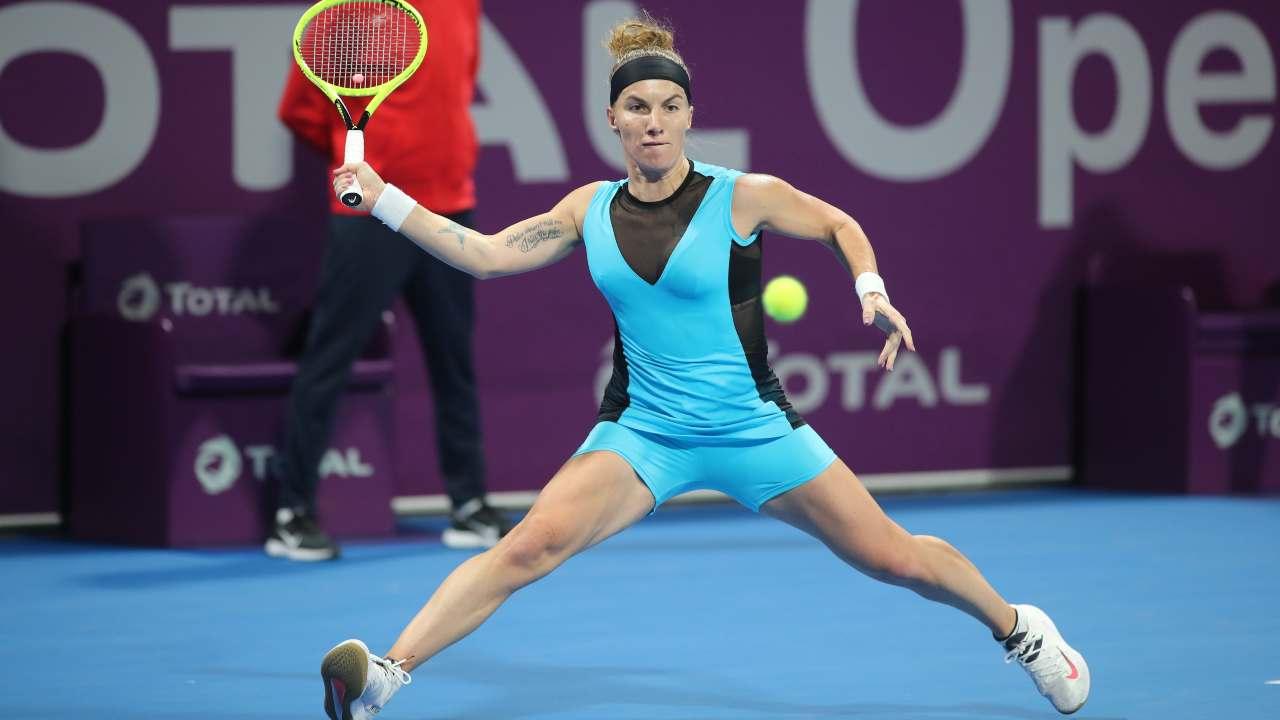 Svetlana Kuznetsova rinuncia agli Us Open