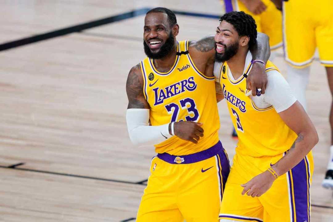 I Los Angeles Lakers tornano alla vittoria