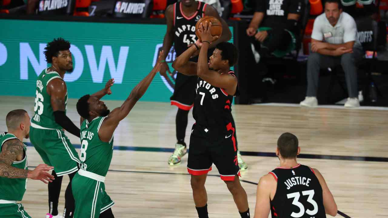 Basket NBA | Toronto vince all'overtime. Clippers vicini alla finale (VIDEO)