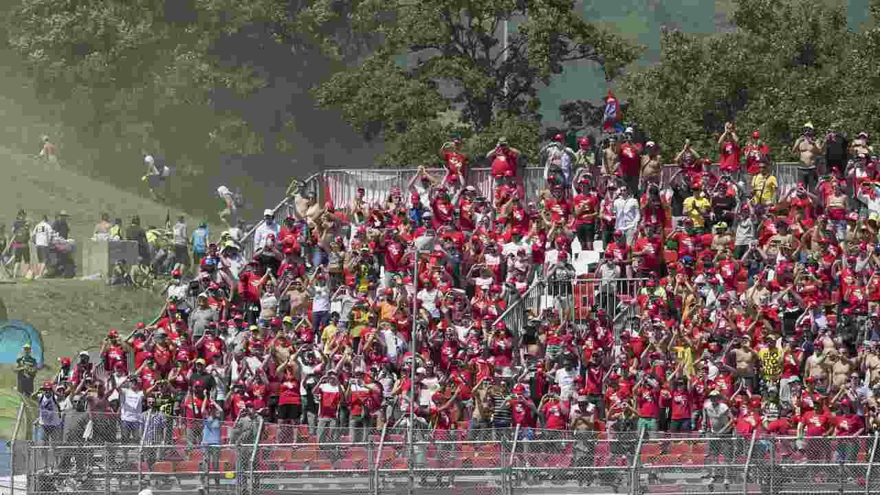 Formula 1 | L'annuncio di Rossi: Mugello aperto ai tifosi