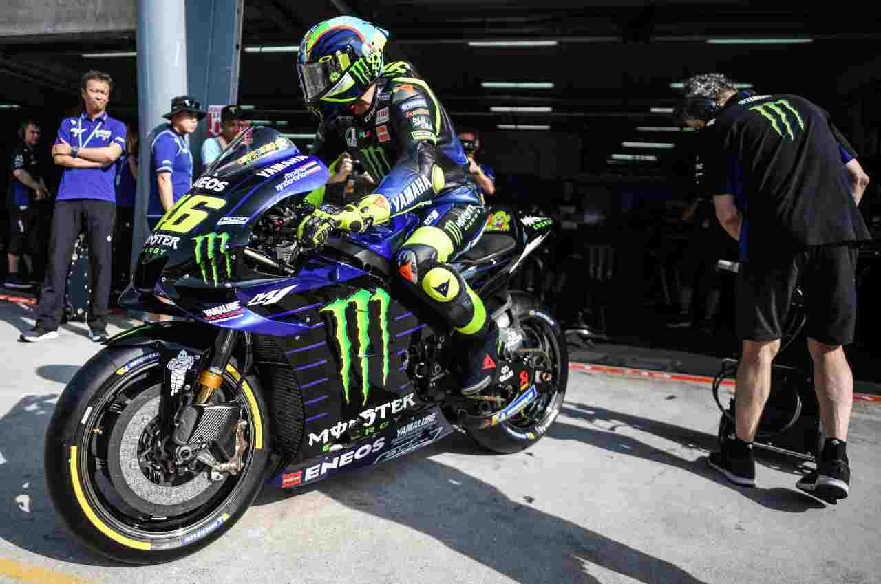 MotoGP, Yerez: bene Valentino Rossi nei primi test