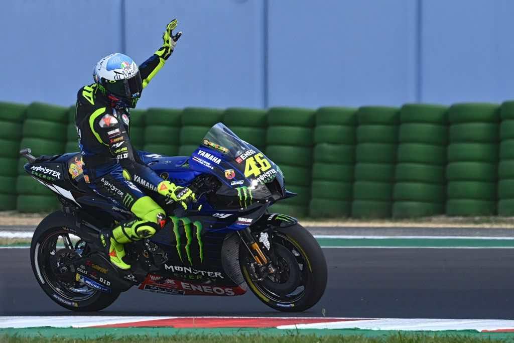 Valentino Rossi firmerà con petronas l'annuncio Giovedì