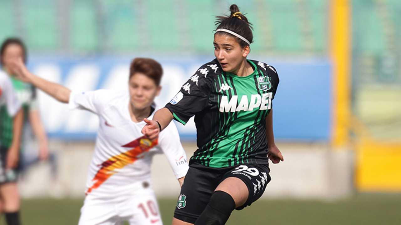 Calcio Femminile | Sassuolo, ufficiale il riscatto di Veronica Battelani