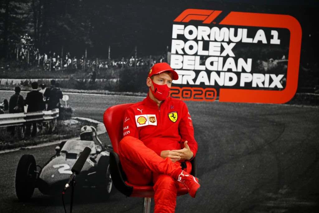 Vettel ufficiale il suo passaggio alla Racing Point nel 2021