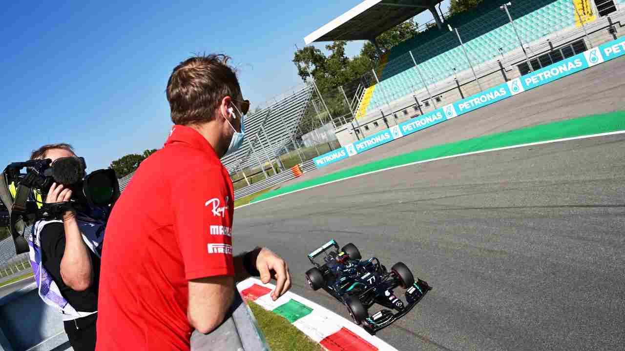 Formula 1 | Gp d'Italia, alle 15.10 il via. Dove vederlo in tv