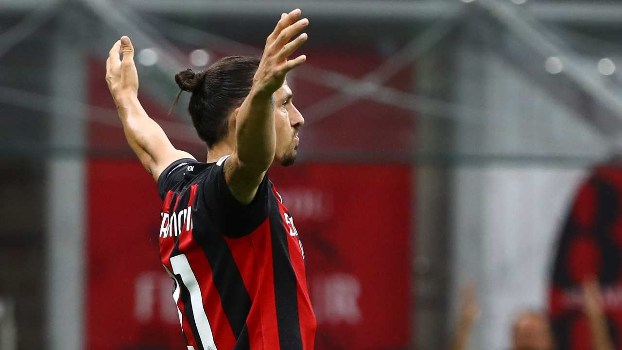"""Serie A   Milan, rilancio per Ibra. Rangnick: """"Non ci punterei"""""""