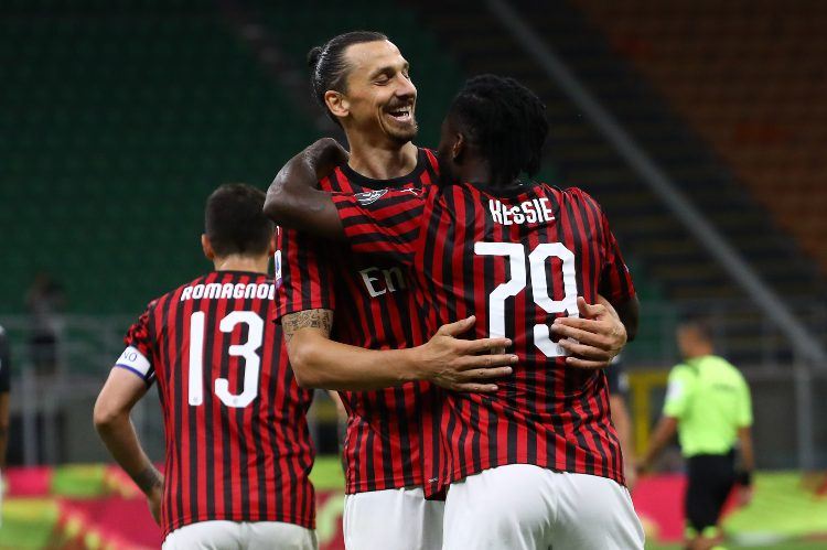 Milan, Ibrahimovic e il rinnovo: Pioli non vede l'ora