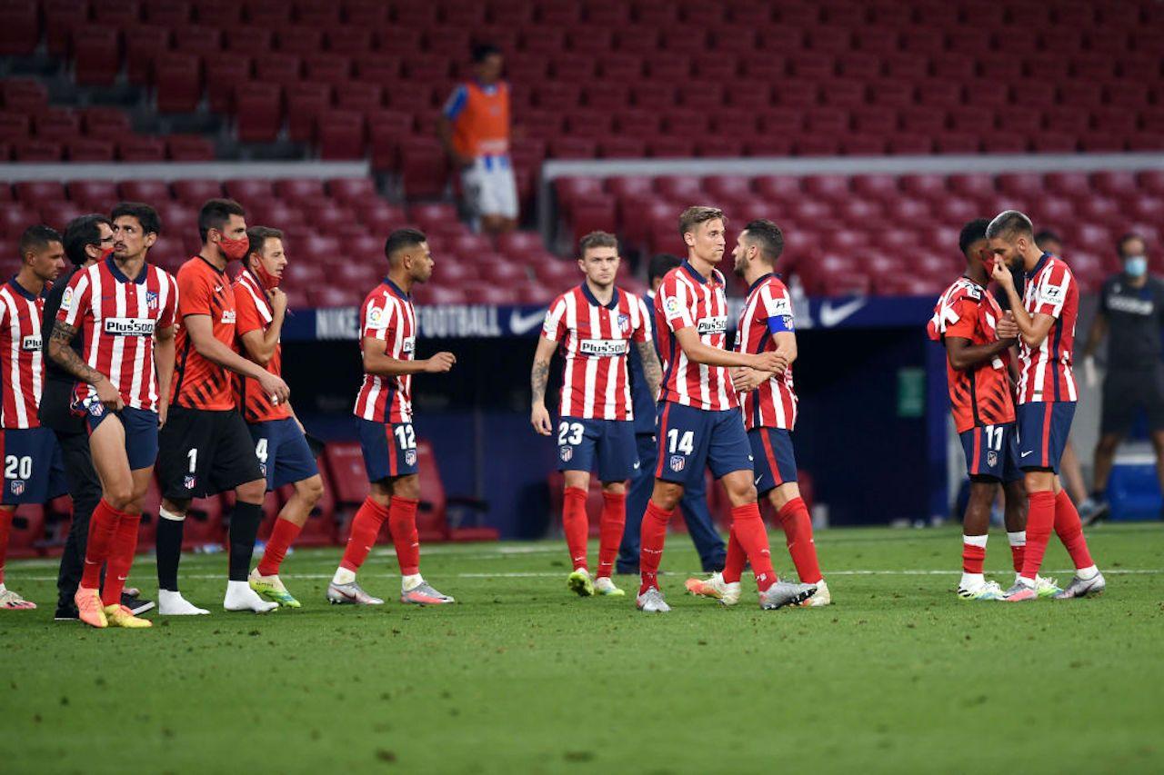 Champions League | Atletico Madrid, Coronavirus: rimandata la partenza