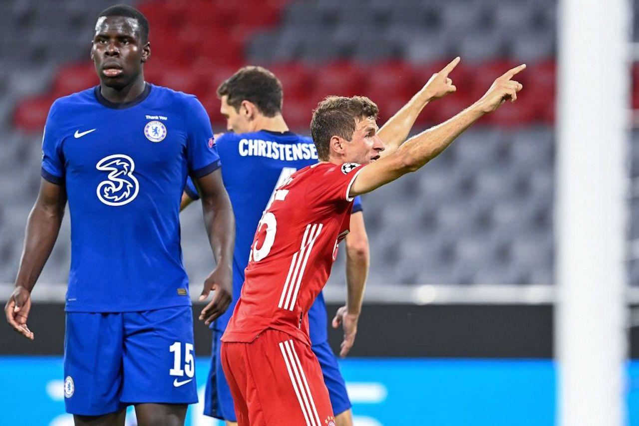 Champions League   Bayern Monaco-Chelsea 4-1: gol e highlights